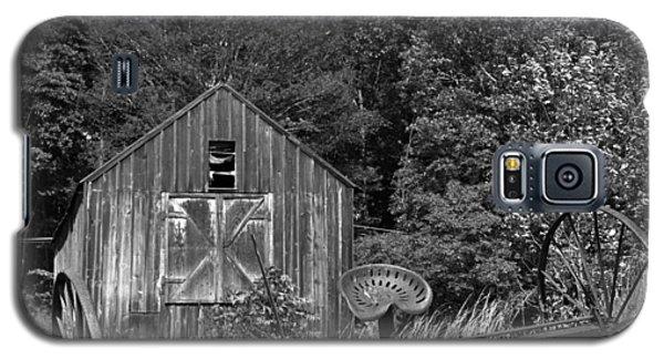 Abandoned Farm Atlantic Coast  Galaxy S5 Case