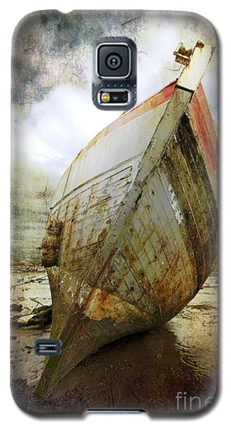 Abandoned Fishing Boat Galaxy S5 Case