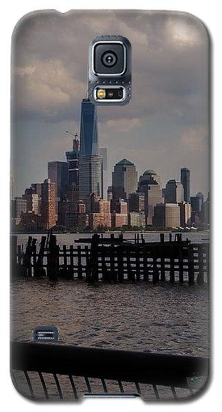 Abandoned Hoboken Pier Galaxy S5 Case