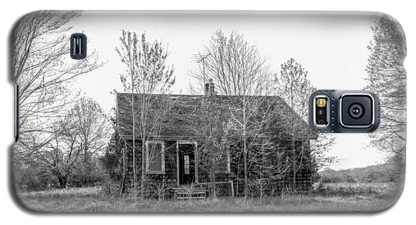 Abandoned House Queenstown, Md  Galaxy S5 Case by Charles Kraus