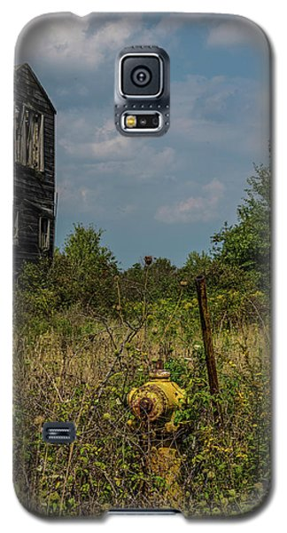 Abandoned Hydrant Galaxy S5 Case