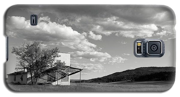 Abandoned In Wyoming Galaxy S5 Case