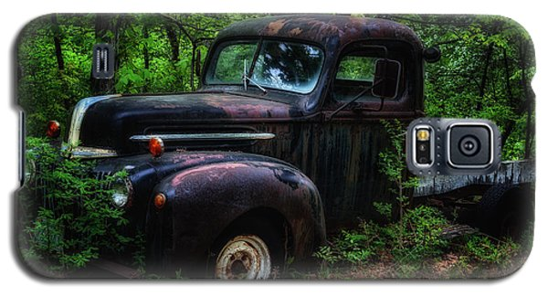 Abandoned - Old Ford Truck Galaxy S5 Case