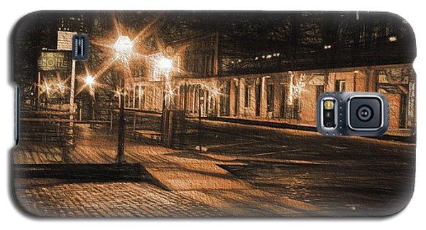 Abandoned Street Galaxy S5 Case