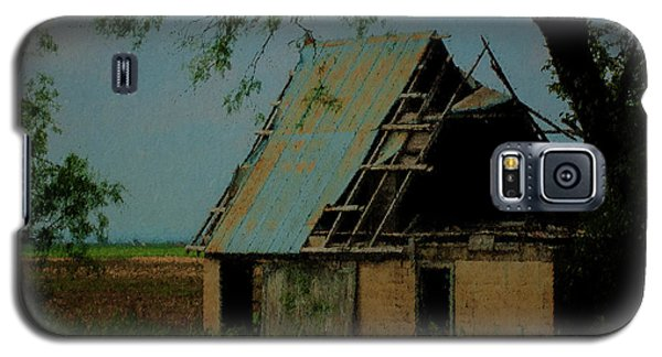 Abandoned Galaxy S5 Case by Travis Burgess