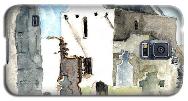 Abbey Watercolor Galaxy S5 Case