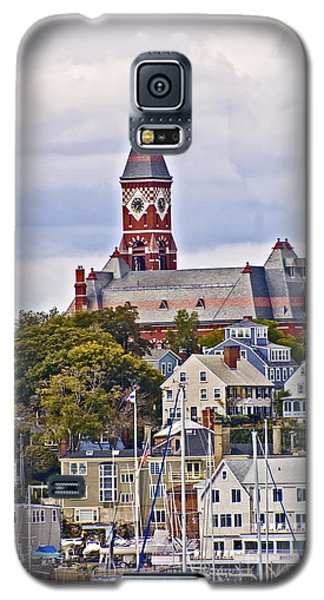 Abbott Hall From Water View Galaxy S5 Case