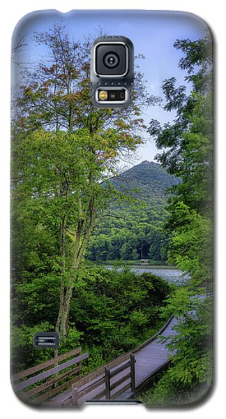 Abbott Lake Trail Galaxy S5 Case