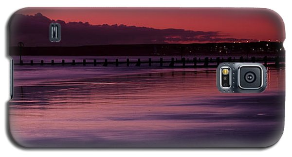 Aberdeen Beach After Sunset Galaxy S5 Case