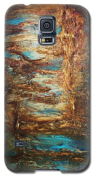 Lagoon Galaxy S5 Case