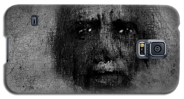 Galaxy S5 Case featuring the digital art Aboriginal by Jim Vance