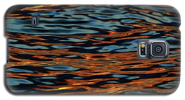 Above And Below The Waves  Galaxy S5 Case