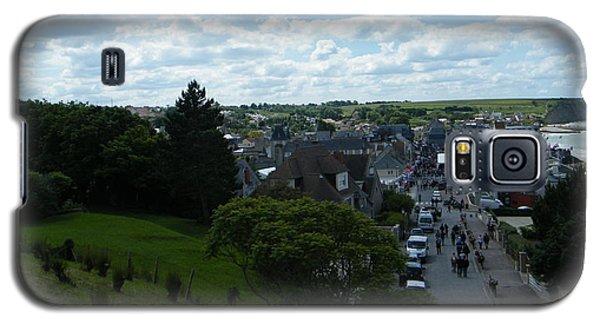 Above Arromanches-les-bains Galaxy S5 Case