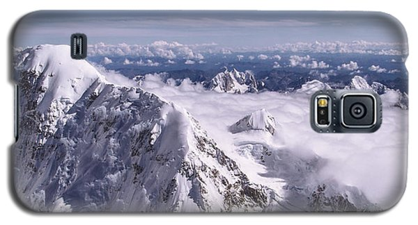 Above Denali Galaxy S5 Case by Chad Dutson