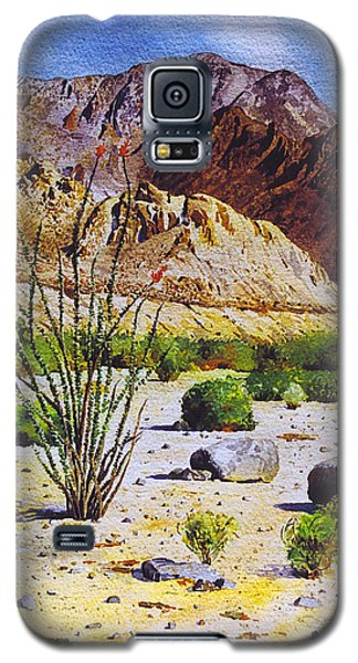 Above La Quinta Galaxy S5 Case