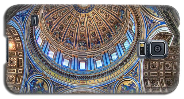 Above Saint Peters Galaxy S5 Case