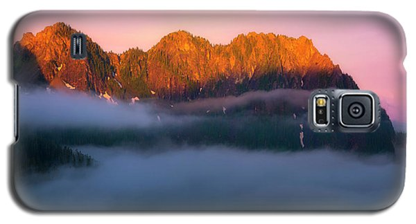 Above The Clouds Galaxy S5 Case by Ryan Manuel