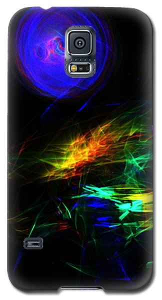Above The Cosmic Sea Galaxy S5 Case