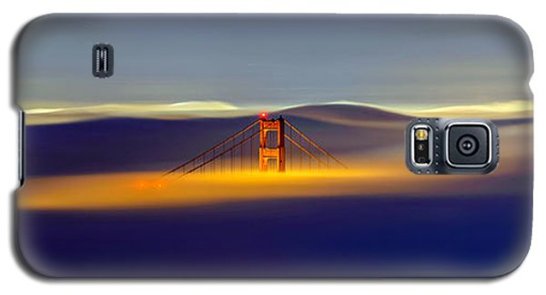 Above The Fog II Galaxy S5 Case