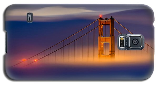Above The Fog Galaxy S5 Case