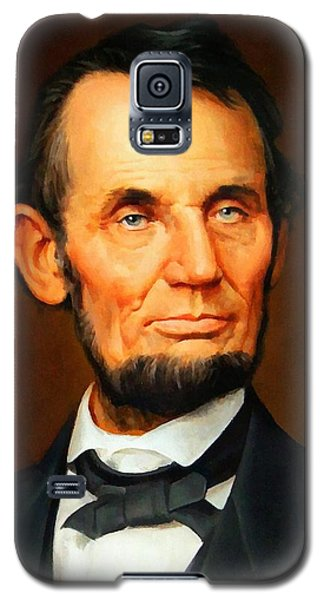 Galaxy S5 Case - Abraham Lincoln 10 by Abraham Lincoln