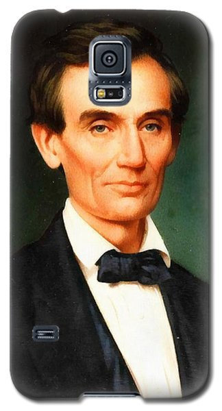 Galaxy S5 Case - Abraham Lincoln 11 by Abraham Lincoln