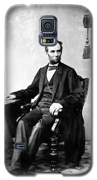 Galaxy S5 Case - Abraham Lincoln 12 by Abraham Lincoln
