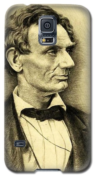Galaxy S5 Case - Abraham Lincoln 13 by Abraham Lincoln