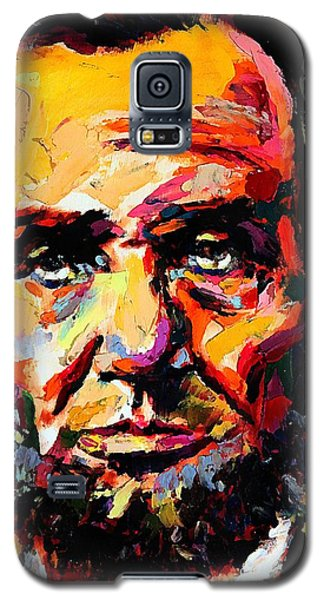 Galaxy S5 Case - Abraham Lincoln 14 by Abraham Lincoln