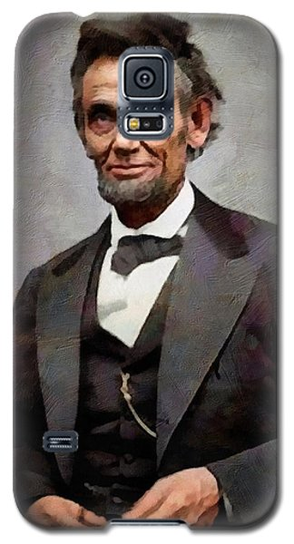 Galaxy S5 Case - Abraham Lincoln 15 by Abraham Lincoln