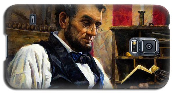Galaxy S5 Case - Abraham Lincoln 16 by Abraham Lincoln
