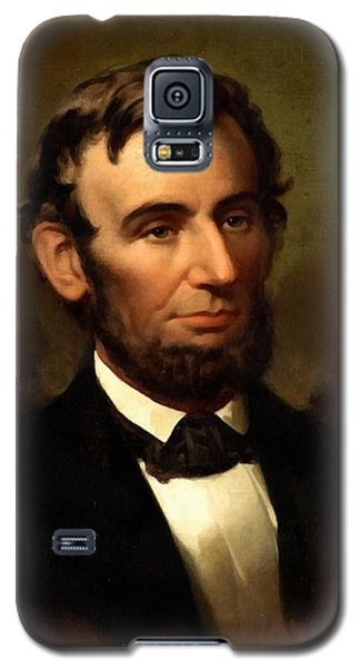 Galaxy S5 Case - Abraham Lincoln 19 by Abraham Lincoln