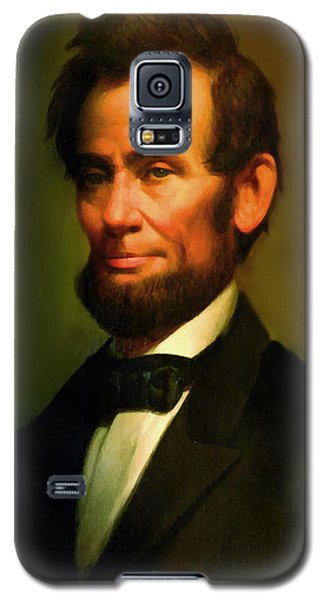 Galaxy S5 Case - Abraham Lincoln 20 by Abraham Lincoln