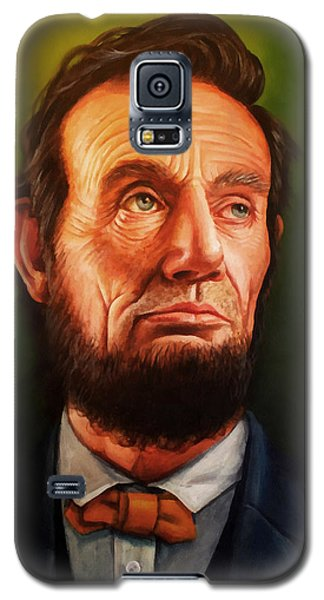 Galaxy S5 Case - Abraham Lincoln 22 by Abraham Lincoln
