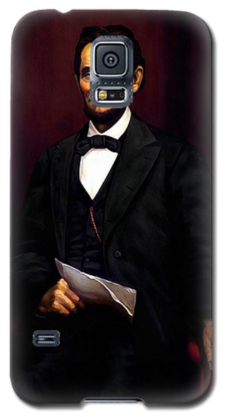 Galaxy S5 Case - Abraham Lincoln 23 by Abraham Lincoln