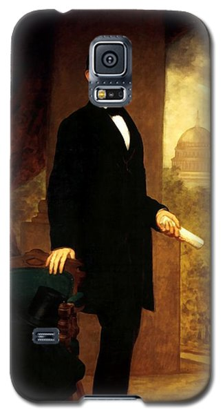 Galaxy S5 Case - Abraham Lincoln 24 by Abraham Lincoln