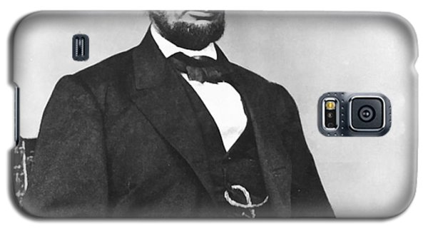 Galaxy S5 Case - Abraham Lincoln 25 by Abraham Lincoln