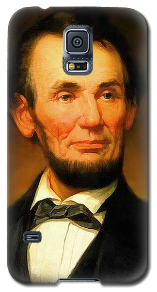 Galaxy S5 Case - Abraham Lincoln 4 by Abraham Lincoln