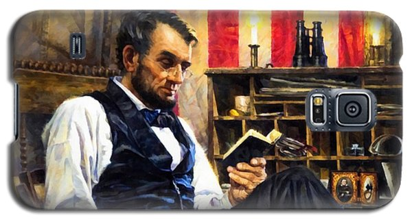 Galaxy S5 Case - Abraham Lincoln 5 by Abraham Lincoln