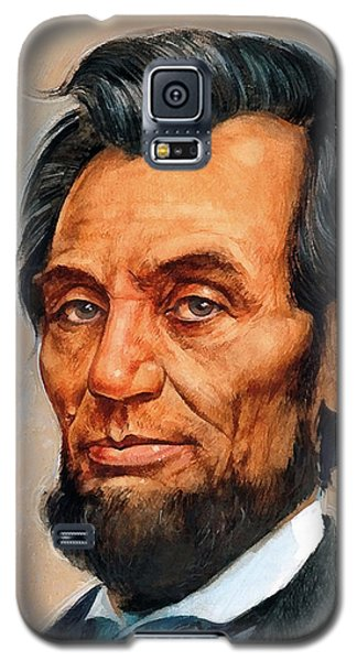 Galaxy S5 Case - Abraham Lincoln 7 by Abraham Lincoln