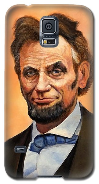 Galaxy S5 Case - Abraham Lincoln 8 by Abraham Lincoln