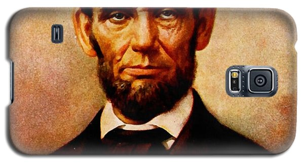 Galaxy S5 Case - Abraham Lincoln 9 by Abraham Lincoln
