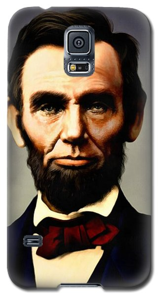 Galaxy S5 Case - Abraham Lincoln by Abraham Lincoln 21