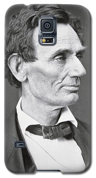 Portraits Galaxy S5 Case - Abraham Lincoln by Alexander Hesler
