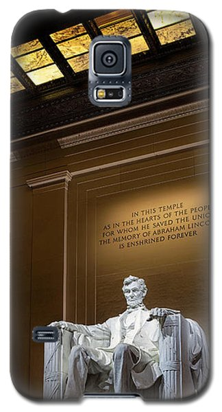 Abraham Lincoln Galaxy S5 Case