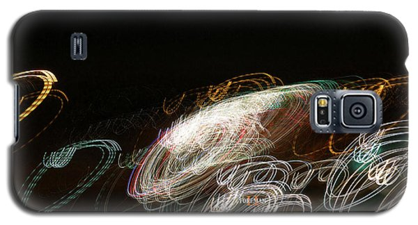 Abstract 37 Cell Phone Case Galaxy S5 Case