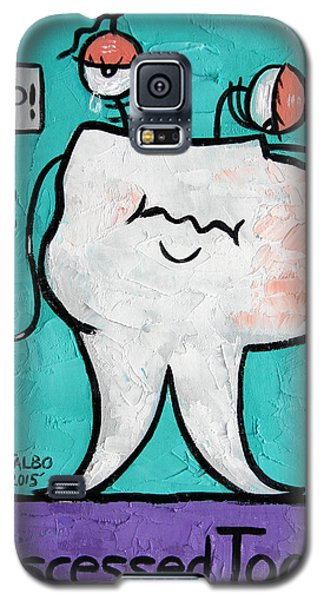 Abscessed Tooth Galaxy S5 Case