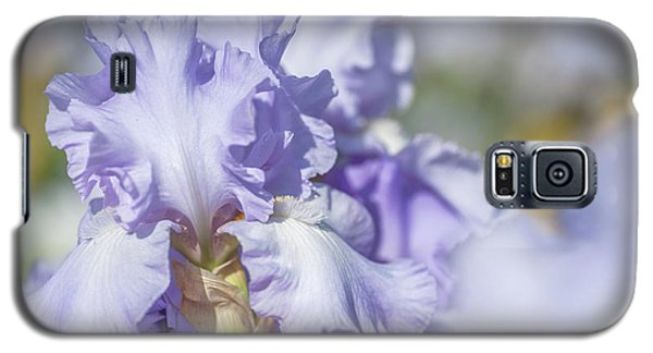 Absolute Treasure 1. The Beauty Of Irises Galaxy S5 Case