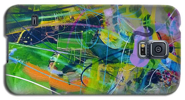 Abstract # 12015 Galaxy S5 Case