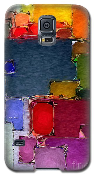 Abstract 005 Galaxy S5 Case